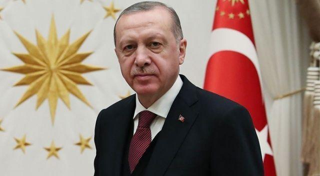 Erdoğan'dan, Danıştay'ın kuruluş yıl dönümü ve İdari Yargı Günü kutlaması