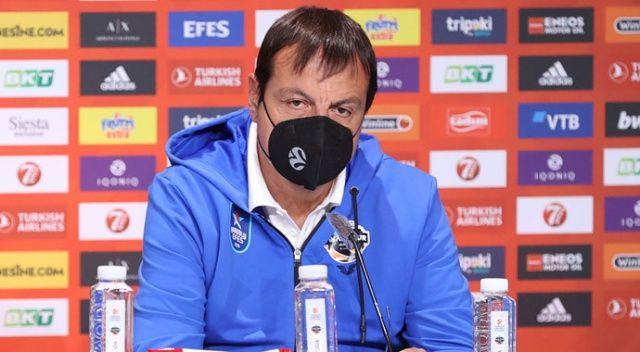 Ergin Ataman: Larkin şampiyonluğu kazandıran oyuncu olacak