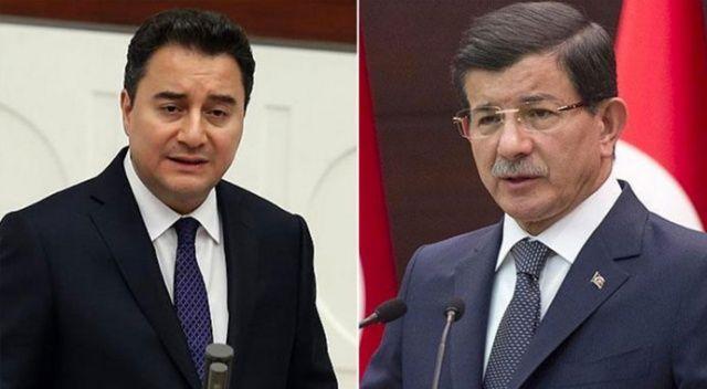 Eski CHP'li Ateş'ten Babacan ve Davutoğlu'na: Millete de ihanet ederler