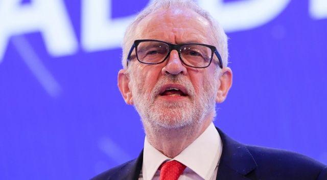 Eski İngiliz İşçi Partisi lideri Corbyn'den 'Filistin' mesajı