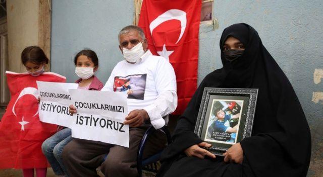 Evladı dağa kaçırılan baba: Allah'tan korkun HDP'den değil
