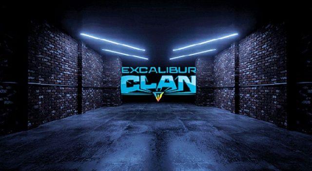 Excalibur Clan yayında