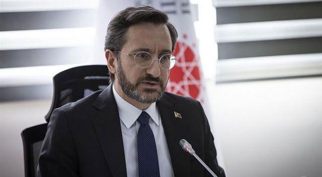 Fahrettin Altun'dan ABD'nin açıklamalarına tepki