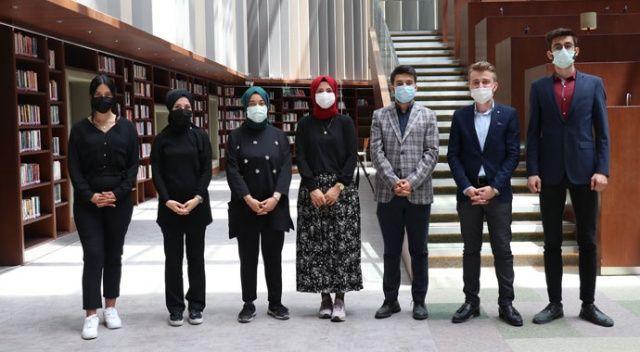 Fatih Merkez Kütüphanesi kitapseverlerle buluşacak