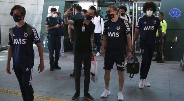 Fenerbahçe 6 eksikle Ankara'da