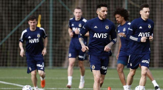 Fenerbahçe, BB Erzurumspor maçı hazırlıklarını tamamladı