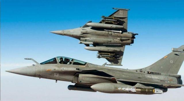 Fransa Mısır'a 30 Rafale savaş uçağı satıyor