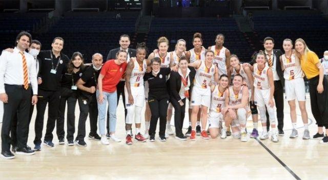 Galatasaray Kadın Basketbol Takımı finale yükseldi