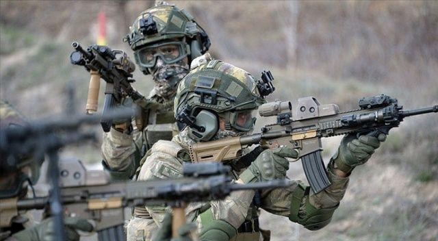 Gara'da 8 PKK'lı terörist etkisiz hale getirildi