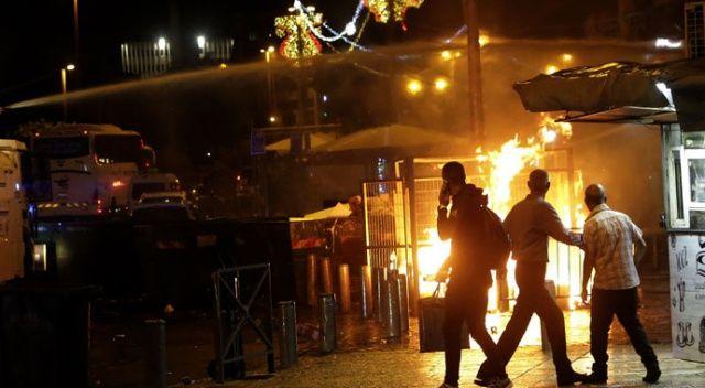 Gazze'deki direniş gruplarından 'Kudüs'ün Kılıcı' operasyonu