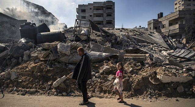 Gazze'den çağrı: Ekipman ve kurtarma ekibi gönderin