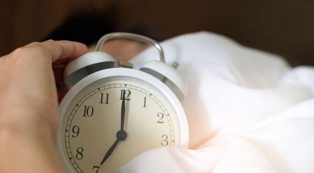 Gece saatinizi kontrol etmeyin