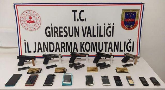 Giresun'da genç kızları sosyal medya üzerinden taciz eden şahıs gözaltına alındı