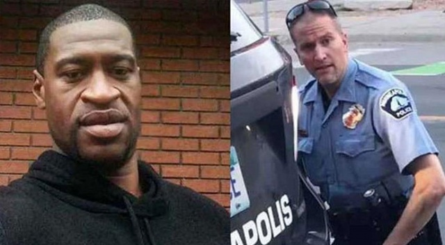 Goerge Floyd'u öldüren eski polis yeniden yargılama istedi
