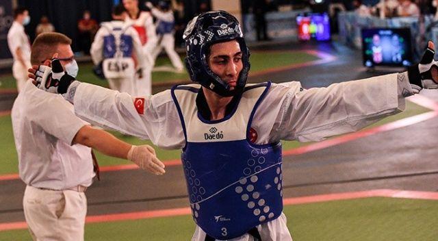 Hakan Reçber, Tokyo Olimpiyatları'nda