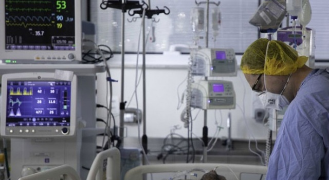 Hastaneler rahatlıyor