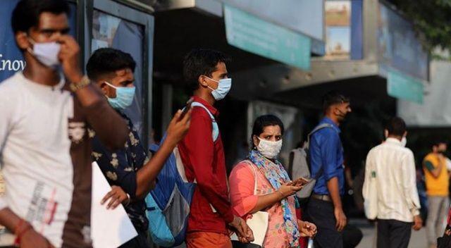 Hindistan'da Covid-19 vaka sayısı 20 milyonu aştı