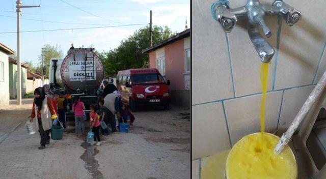 İçme suyuna zirai ilaç karıştı: 2 kişi tedavi altına alındı