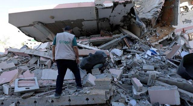 İDDEF, Filistinli Müslümanların yanında