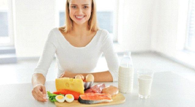 İhtiyacınız  olan enerjiyi  proteinden alın