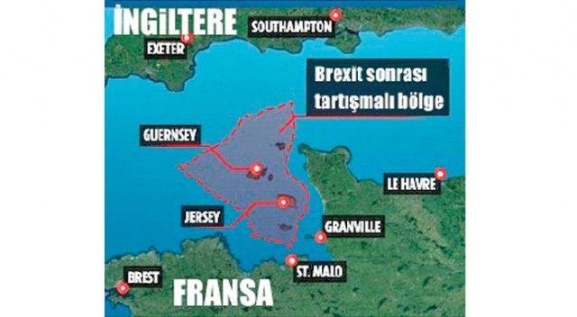 İngiltere ve Fransa arasında Brexit sonrası balıkçılık krizi