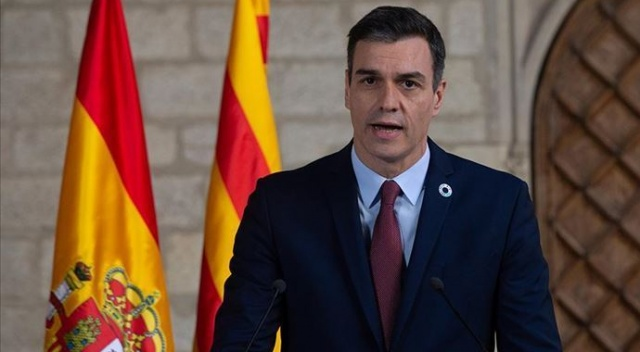 İspanya Başbakanı Sanchez'den sürü bağışıklığı açıklaması