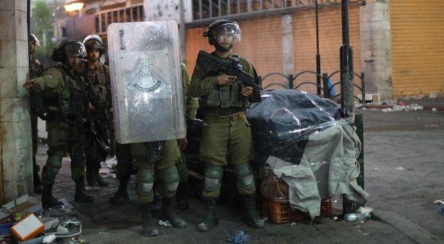 İsrail, Batı Şeria'da destek gösterilerine saldırdı: 139 yaralı