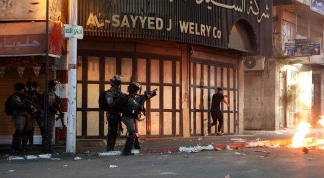 İsrail bu kez El Halil'e saldırdı: 28 yaralı