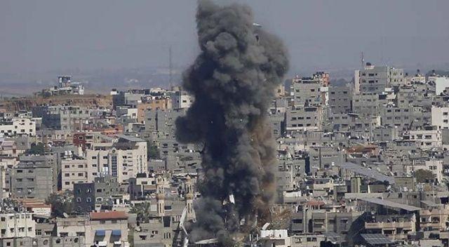 İsrail durmuyor! İki evi daha bombaladı