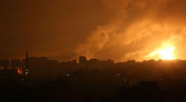 İsrail 'Gazze'ye girildi' açıklamasının ardından geri adım attı