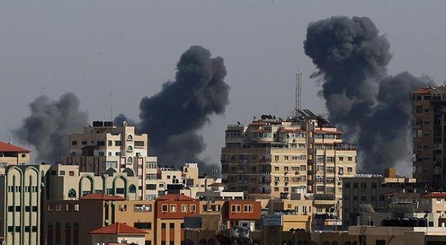 İsrail'in hava saldırılarında 28 Filistinli hayatını kaybetti