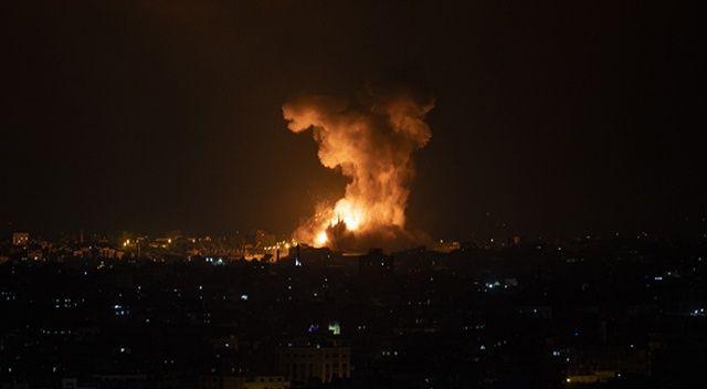 İsrail, köy evlerini topçu atışına tuttu: Onlarca Filistinli yaralandı