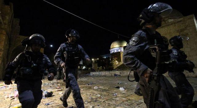 İsrail, yıllardır Mescid-i Aksa'ya huzur vermiyor