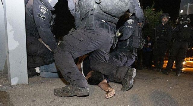 İsrail zulmü! Sene başından bu yana Kudüs'te 700 kişi gözaltına alındı