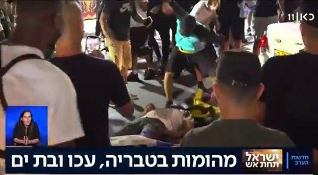 İsrailliler, Filistinli sandıkları şoförü ölümüne dövdü