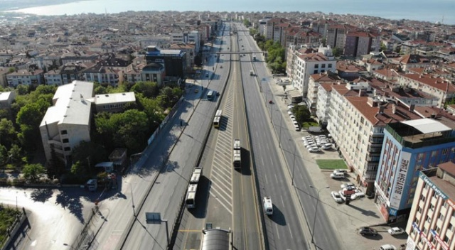 İstanbul'da bayram sessizliği
