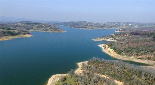 İstanbul'un barajlarındaki doluluk oranı yüzde 80,17 oldu