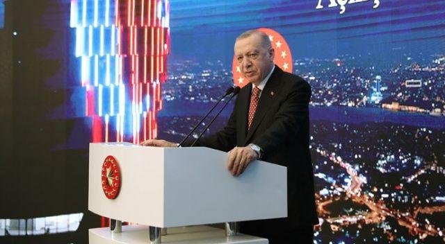 İstanbul'un yeni simgesi Çamlıca Kulesi açıldı