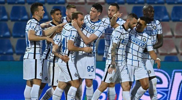 İtalya Serie A'da Inter şampiyon oldu