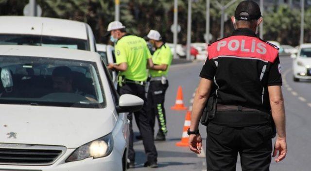 İzmir'de rekor kısıtlama cezası!