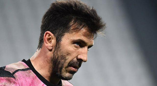 Juventus'un emektar kalecisi Buffon'dan ayrılık açıklaması