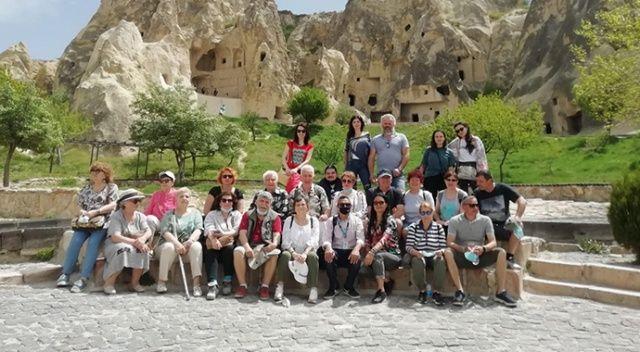 Kapadokya'ya balon turu için gelen turistler hayal kırıklığına uğradı
