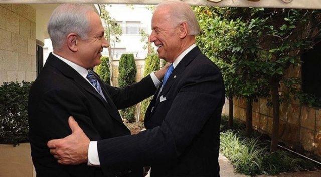 Kirli ittifak! Netanyahu: ABD bizi destekliyor