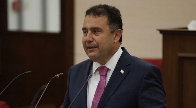 KKTC Başbakanı Saner: Bizim egemenliğimizi sorgulamak Anastasiadis'in haddine düşmedi