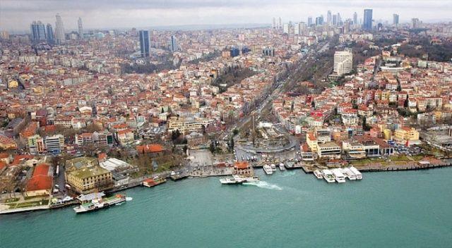 Konutta en değerli bölge Beşiktaş