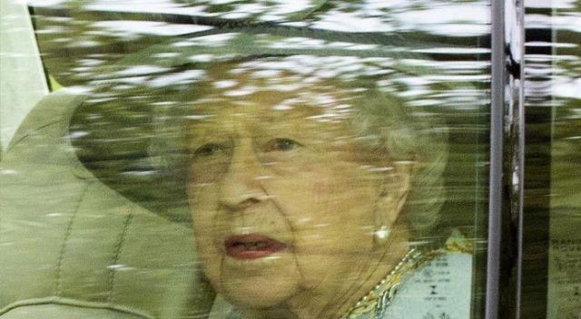 Kraliçe'nin Prens Philip'in ölümünden sonra ilk büyük kamu görevi