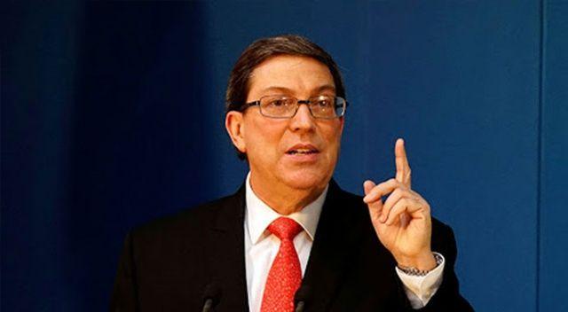 Küba'dan İsrail'in saldırılarına kınama