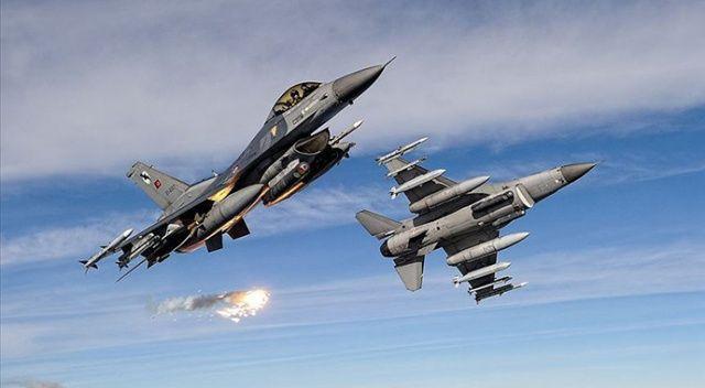 Kuzey Irak'ta 3 PKK'lı etkisiz hale getirildi