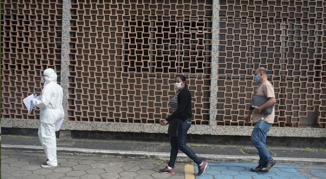 Latin Amerika ülkelerinde Covid-19'a bağlı can kayıpları artmaya devam ediyor