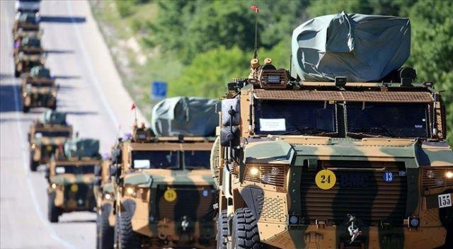 Mehmetçik, NATO tatbikatı için Bulgaristan'a geçti